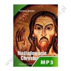 NAŚLADOWANIE CHRYSTUSA - CD MP3
