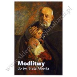 MODLITWY DO ŚW.BRATA ALBERTA - FOLDER