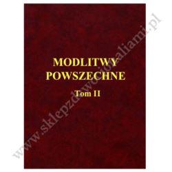 MODLITWY POWSZECHNE - TOM 2