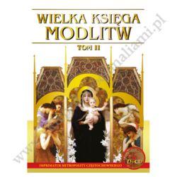 WIELKA KSIĘGA MODLITW - TOM 2 + CD