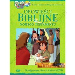OPOWIEŚCI BIBLIJNE Z NOWEGO TESTAMENTU - DVD - 5114