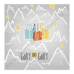 MAŁE TGD - GÓRY DO GÓRY - CD