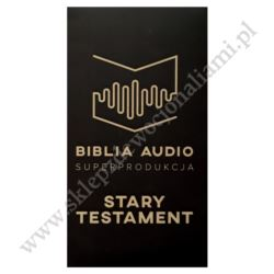BIBLIA AUDIO - STARY TESTAMENT - PENDRIVE MP3 - 79616