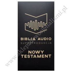 BIBLIA AUDIO - NOWY TESTAMENT - PENDRIVE MP3 - 79613