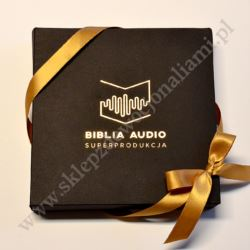 BIBLIA AUDIO - STARY I NOWY TESTAMENT - PENDRIVE MP3 - 79615