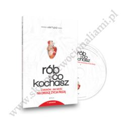 RÓB TO CO KOCHASZ - AUDIOBOOK - CD