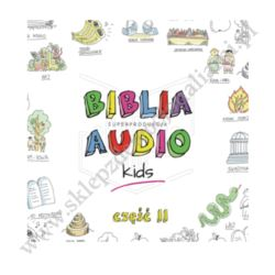 BIBLIA AUDIO KIDS - CD 2