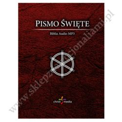 PISMO ŚWIĘTE - Biblia audio mp3
